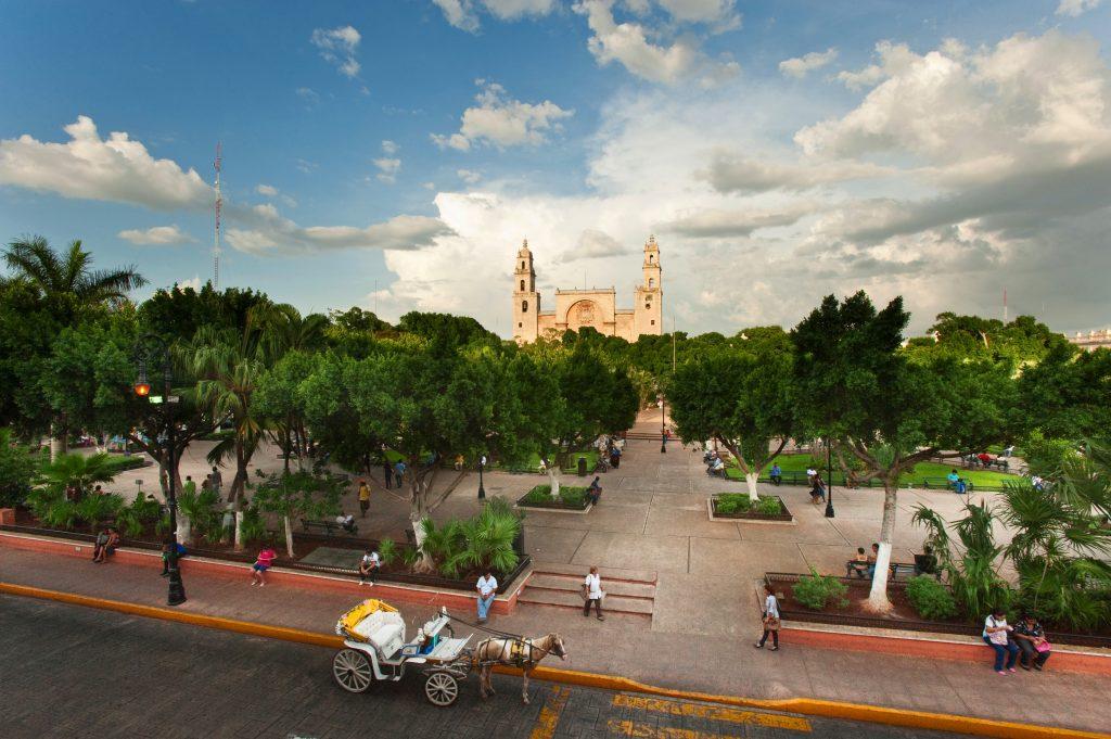 Mérida, Yucatán.