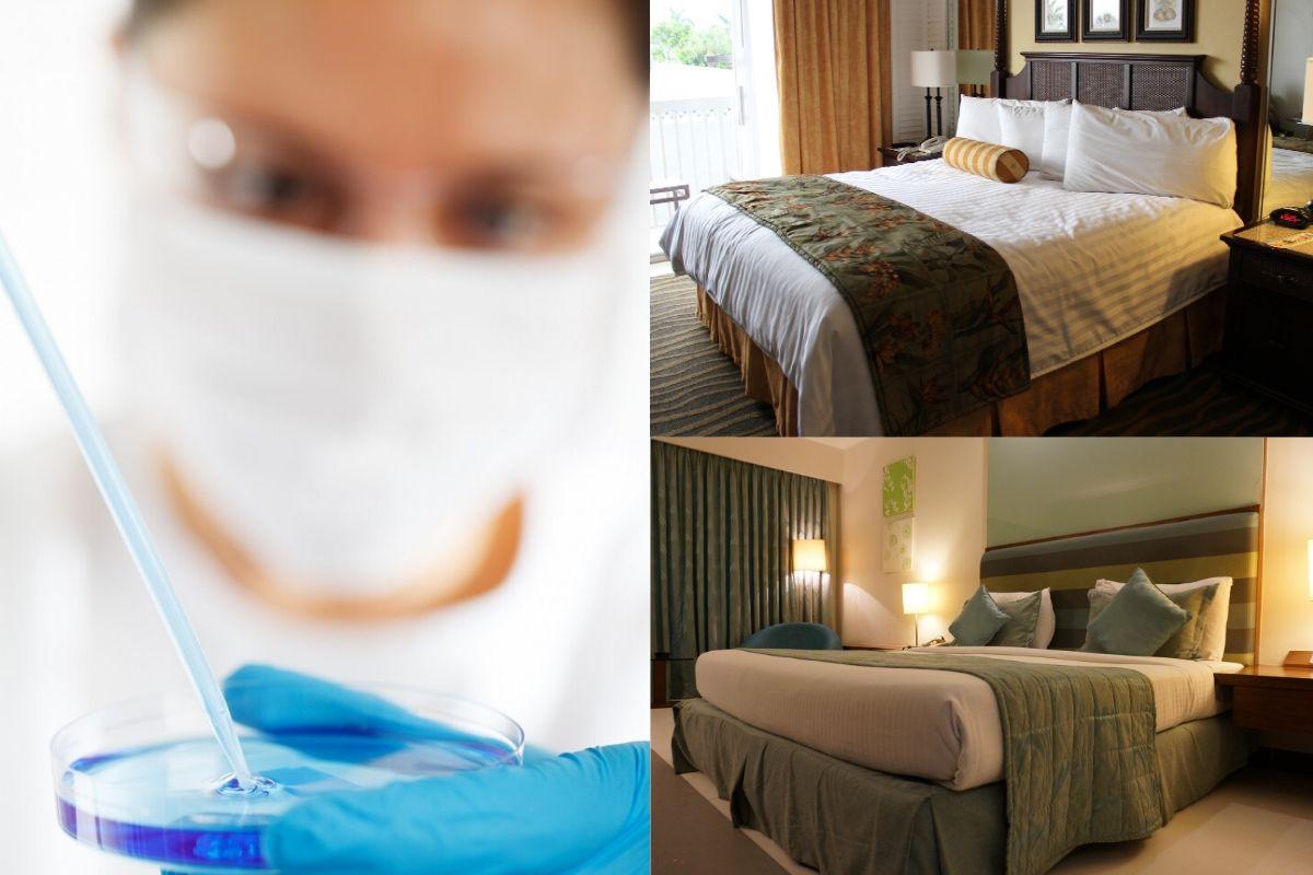 Médicos y enfermeros podrán alojarse en hoteles para evitar propagación de COVID-19